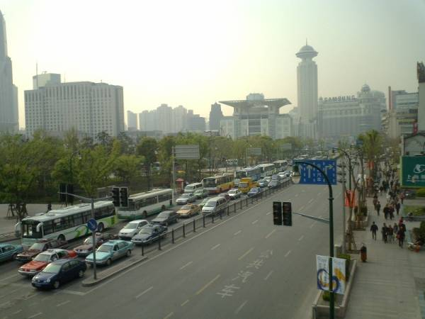 Shanghai Peoples Square